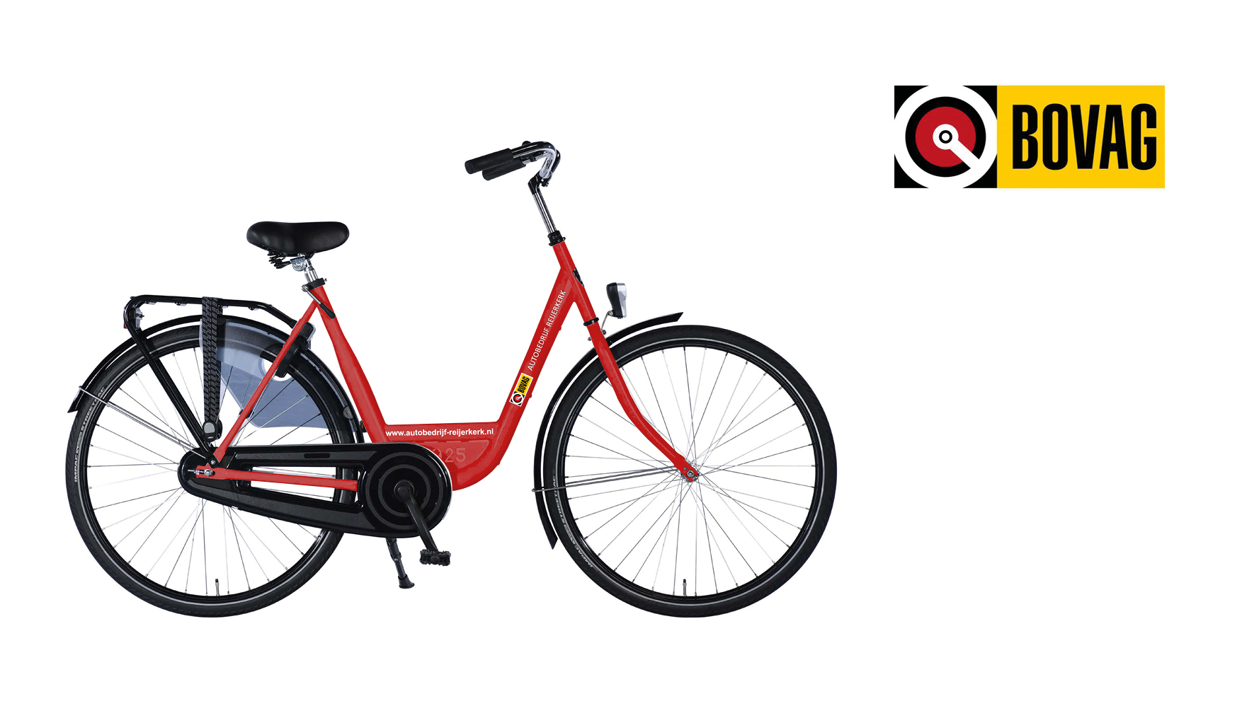 Leenfiets BOVAG